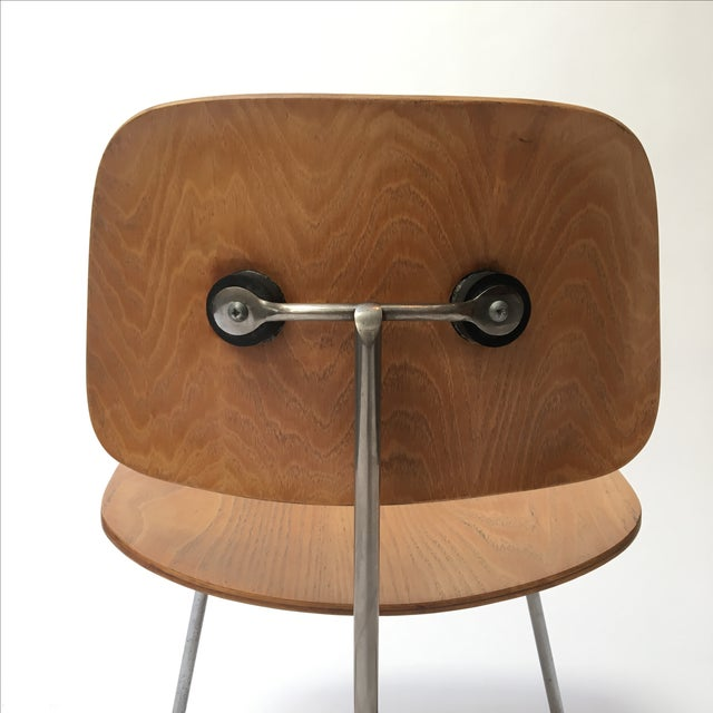 Eames DCM Chair by Herman Miller For Sale - Image 7 of 11