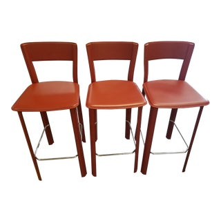 Frag Bar Stools- Set of 3 For Sale