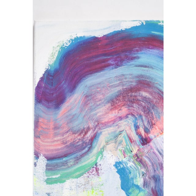 Original Abstract Painting by Brenna Giessen - Image 3 of 4