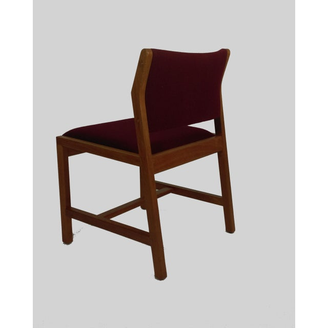 1970s Borge Mogensen Model 3241 Dining Chairs, 1970s - Set of 6 For Sale - Image 5 of 7