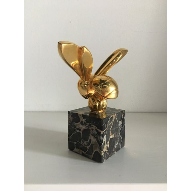 1970s Vintage G. Lachaise Brass Bee Sculpture For Sale In Chicago - Image 6 of 12