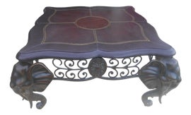 Image of African Coffee Tables