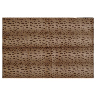 Stark Studio Rugs Traditional New Oriental Tibetan Silk Rug - 8′ × 10′ For Sale