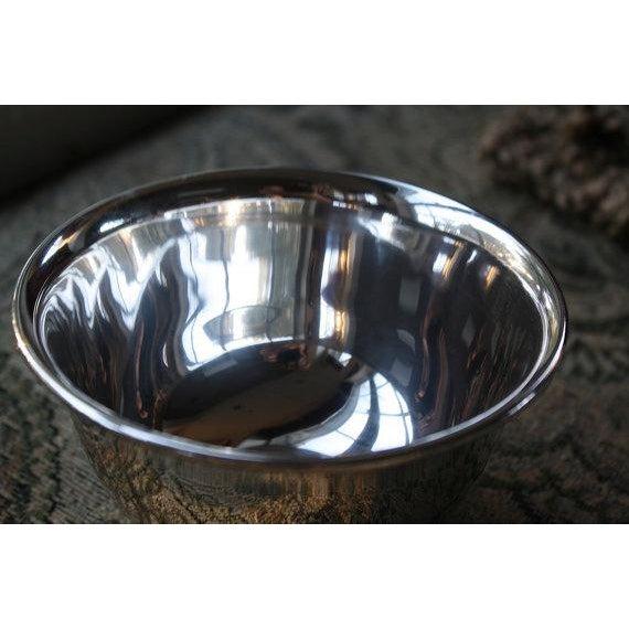 Baldwin & Miller Vintage Sterling Paul Revere Bowl - Image 3 of 5