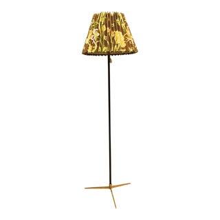 Austrian Model 2092 Micheline Floor Lamp by JT Kalmar For Sale