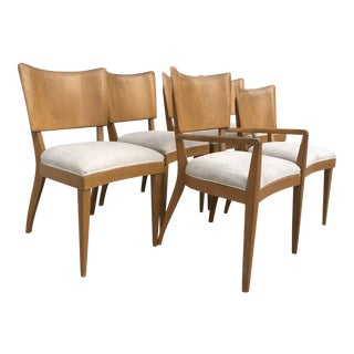 "Heywood Wakefield ""stingray"" Dining Chairs - Set of 6 For Sale"