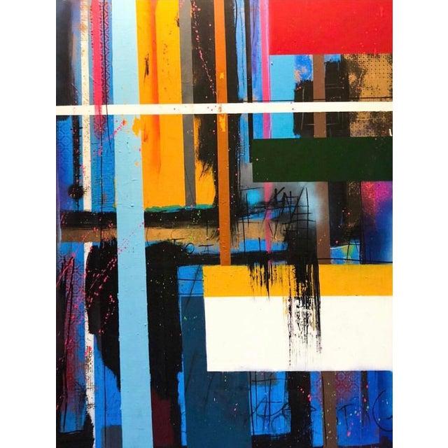 """Sense of Balance"" Original Artwork by Austin Reed For Sale - Image 10 of 10"