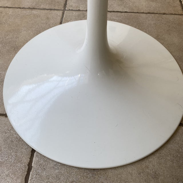 1950s 1950s Eero Saarinen For Knoll Round Dining Table For Sale - Image 5 of 7