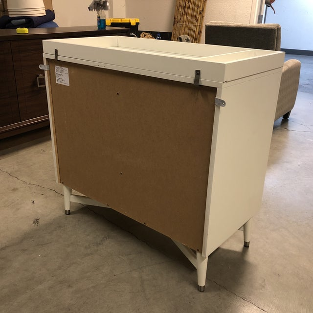 2010s Dwell Studio Mid Century Changing Dresser For Sale - Image 5 of 10