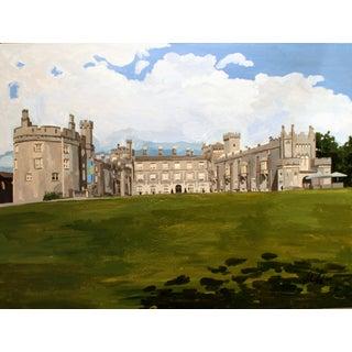 'Kilkenny Castle' Giclee Print For Sale