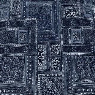 Boho Chic Ralph Lauren Kintamani Geometric Designer Fabric by the Yard For Sale