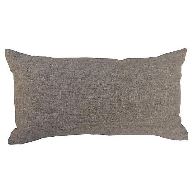 Folk Art Americana Stars Pillows - Pair - Image 2 of 5