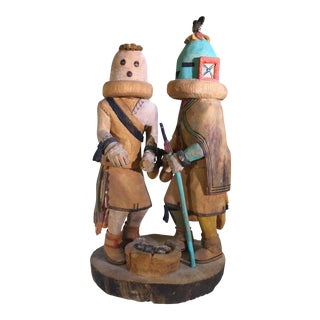 Kachina Chiefs Eototo Chiefs Lieutenant Ahol Figurine