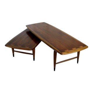 Vintage Lane Acclaim Pivot Swivel Coffee Table For Sale