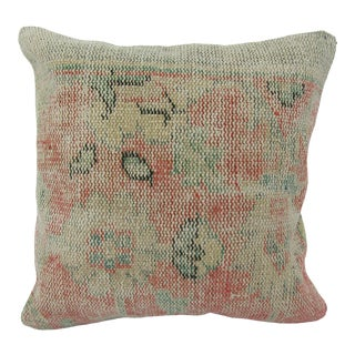 Turkish Decorative Handmade Vintage Pillow For Sale
