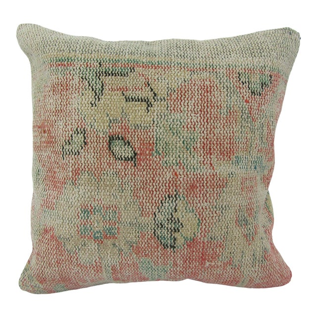 Turkish Decorative Handmade Vintage Pillow For Sale