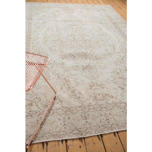 "Vintage Oushak Carpet - 6'10"" x 10'2"" - Image 9 of 12"