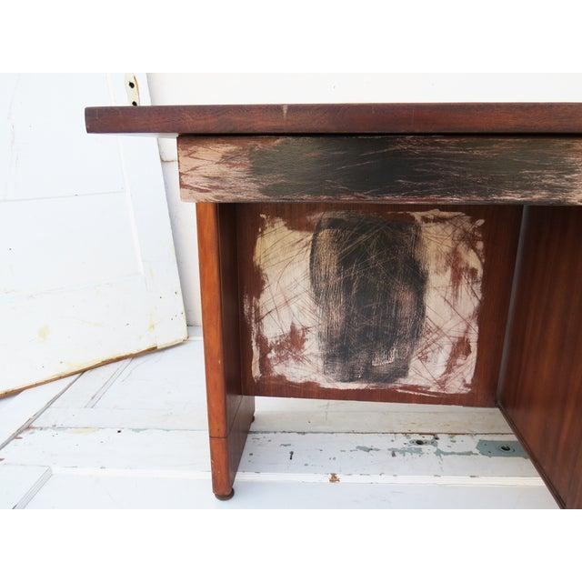 Winston Mid-Century Desk - Image 3 of 4