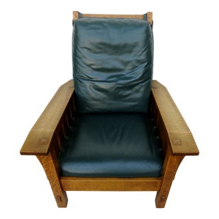 Vintage Morris Lounge Chair For Sale