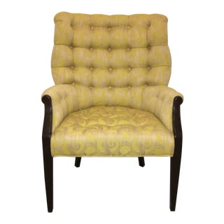 Reproduced Vintage Club Chair For Sale