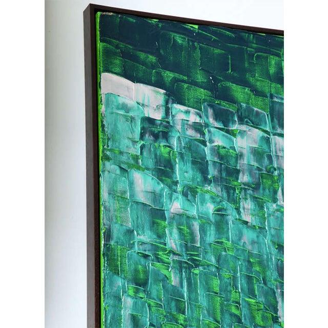 Contemporary Renato Freitas Original Oil on Canvas, 2012 For Sale - Image 3 of 8