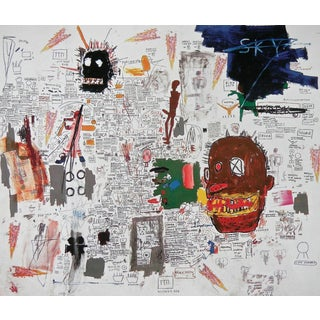 Untitled (1987), Giclee Print, Jean-Michel Basquiat For Sale