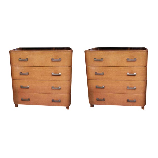 Pair of Flo Related Flexible Dressers For Sale