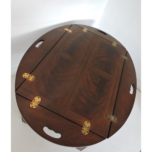 Drexel Drexel Heritage Butler's Table For Sale - Image 4 of 6