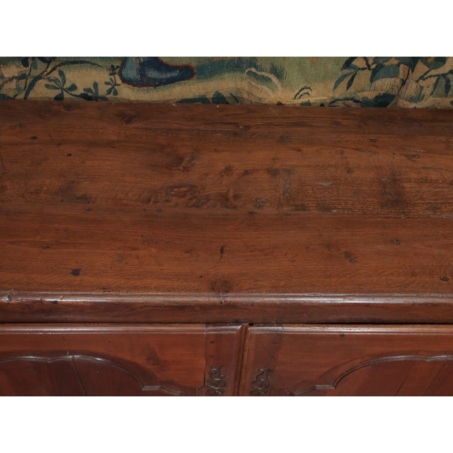 Louis XIV Fruitwood Buffet For Sale - Image 4 of 11