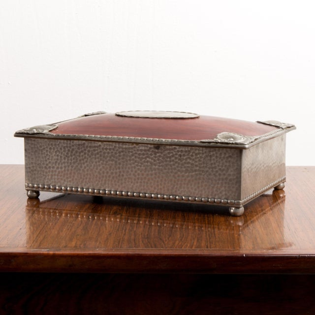 1950s French Jewelry Box For Sale - Image 9 of 9