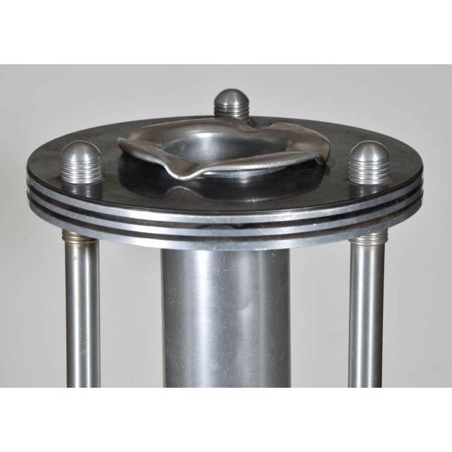 Warren McArthur Warren McArthur machine age industrial design Smoke Stand For Sale - Image 4 of 7