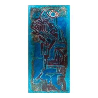 Large Artwork by Rudolf Meerbergen II For Sale