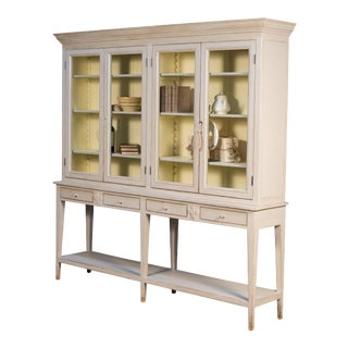 Sarreid Harbor Bookcase For Sale