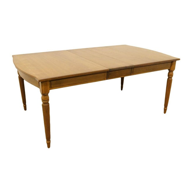 20th Century Italian Neoclassical Tuscan Dining Table For Sale In Kansas City - Image 6 of 12