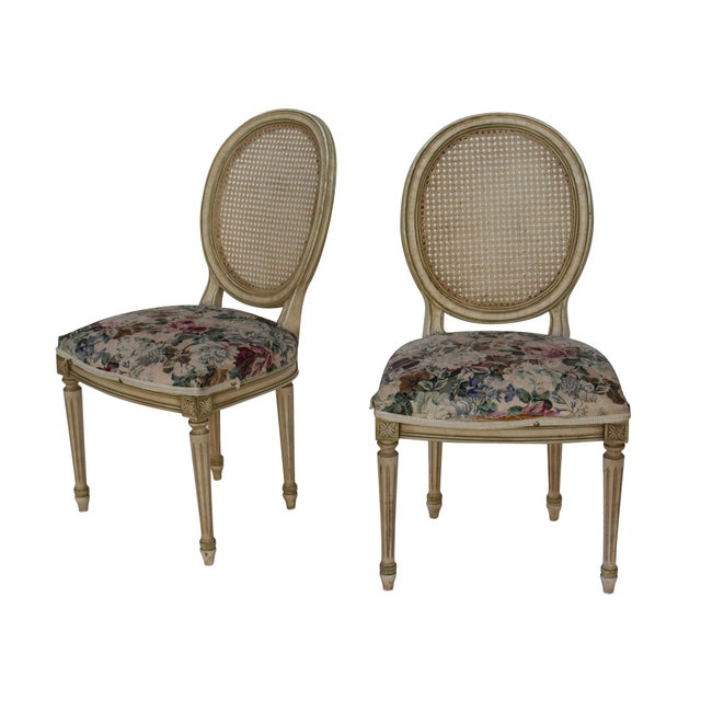 Kindel Louis XVI Style Dining Chairs- Set of 6 - Image 8 of 10