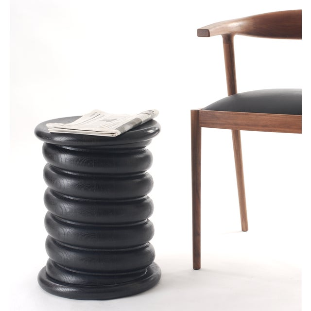 The soft curves of Tiffany stool and its versatility make this piece even more appealing. This modern stool with unique...