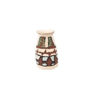 Zuni Hand-Painted Children's Vessel For Sale