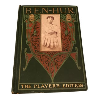 'Ben-Hur: The Player's Edition' Book