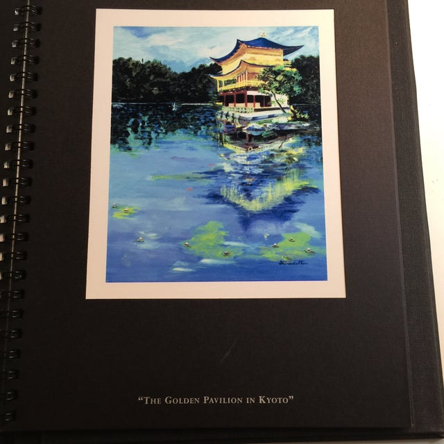 """""""An Evening with the Art of Tony Bennett"""" Book of Paintings For Sale In New York - Image 6 of 11"""