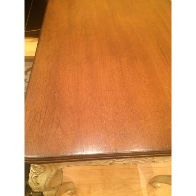Vintage French Style Writing Desk - Image 4 of 8