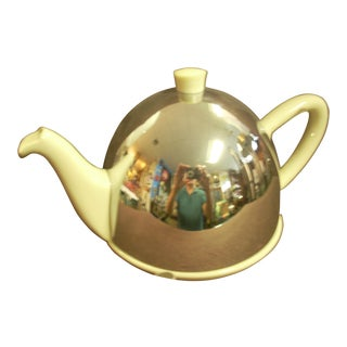 Mid-Century English Teapot For Sale