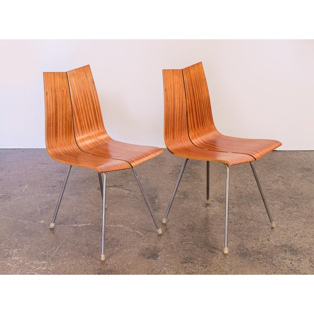 Hans Bellmann GA Molded Dining Chairs - a Pair For Sale - Image 11 of 11