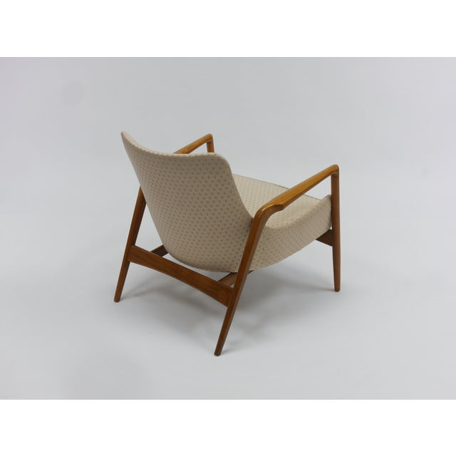 Oak Pair of Lounge Chairs by Ib Kofod Larsen For Sale - Image 7 of 11