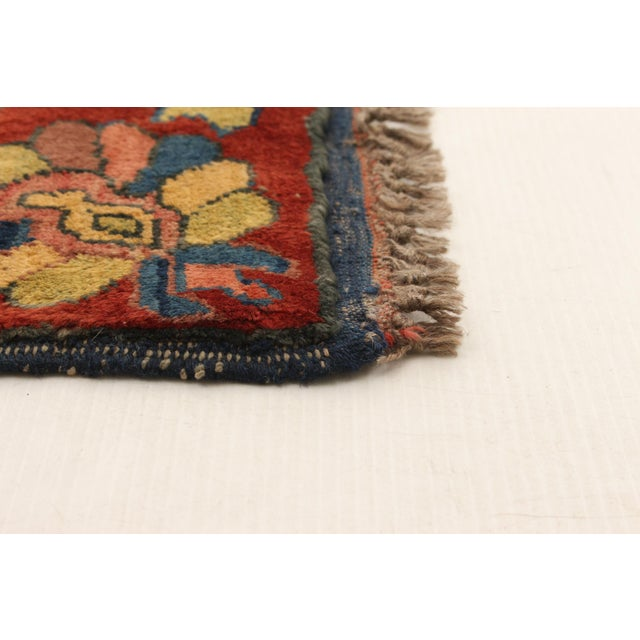 2010s Classic Hand-Knotted Rug For Sale - Image 5 of 9