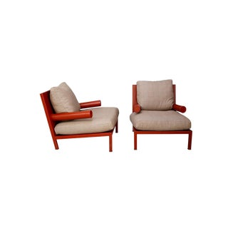Pair of Armchairs 'Baisity' for B&b Italia by Antonio Citterio, 21st Century For Sale