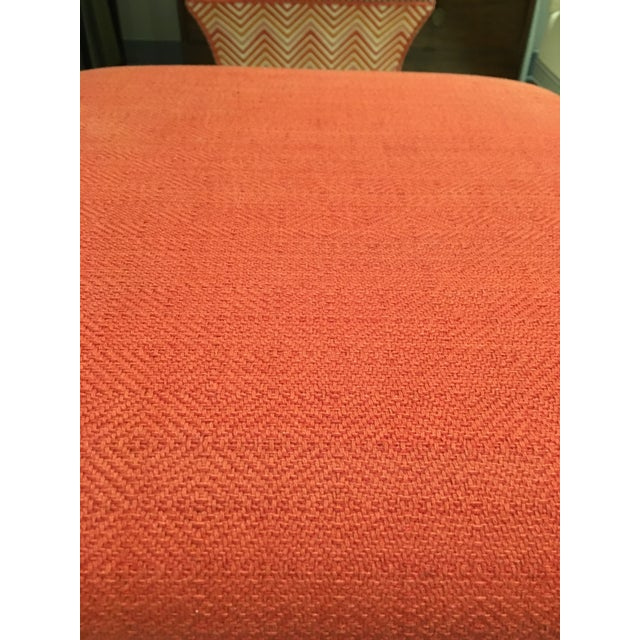 Wesley Hall Comcavo Ottomans - a Pair - Image 6 of 8