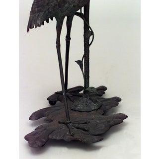 French Art Nouveau Bronze Floor Lamp Preview