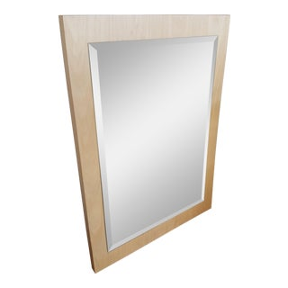 Contemporary Lane Furniture Wall Mirror For Sale
