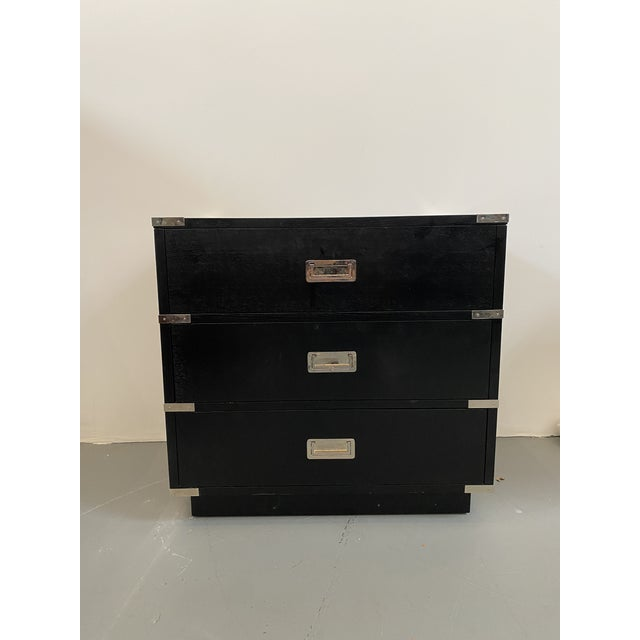 Lexington Furniture Black Chest of Drawers For Sale In Los Angeles - Image 6 of 6