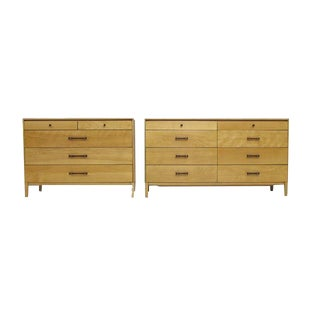 Perimeter Group by Paul McCobb Mid-Century Dressers - a Pair For Sale